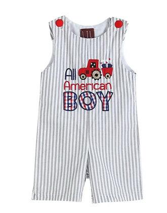 All American Boy JonJon