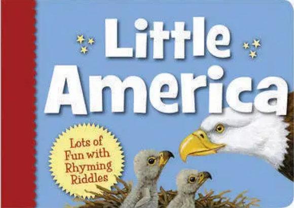 America board book
