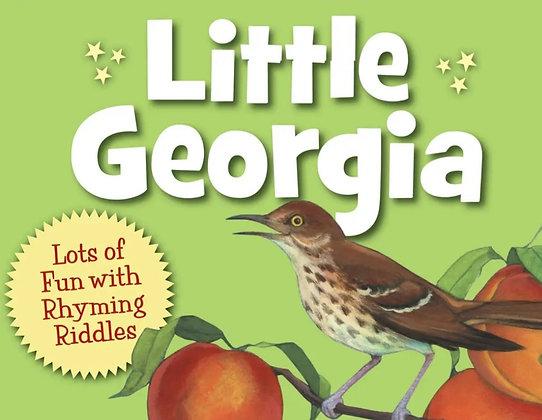 Little Georgia board book