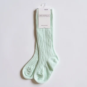 Mint Knee Highs