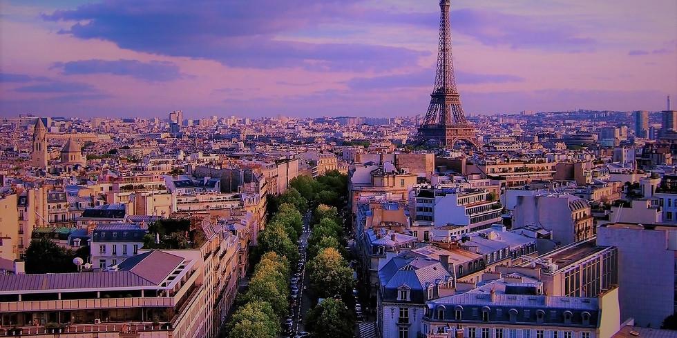 Girlfriends Getaway Paris