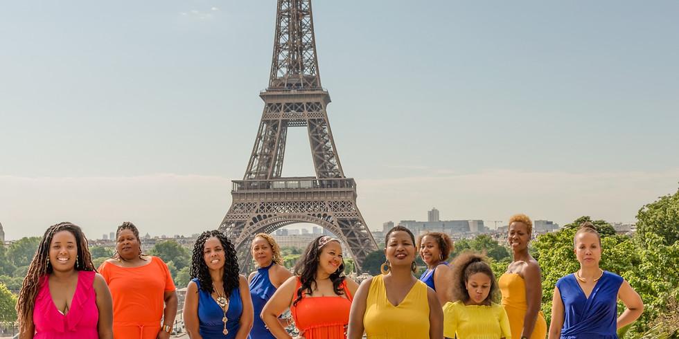 Girlfriends Getaway, Paris