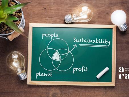 Sustentabilidade: Mudar é preciso