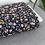 Thumbnail: Just Flowers navy | Biojersey | 0.5m
