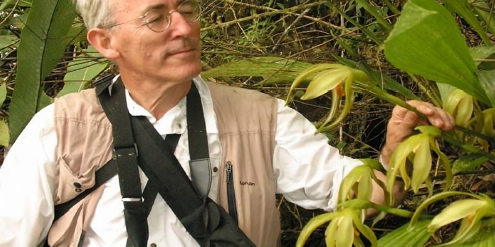 Orchid hunting in Peru - Dr Henry Oakeley