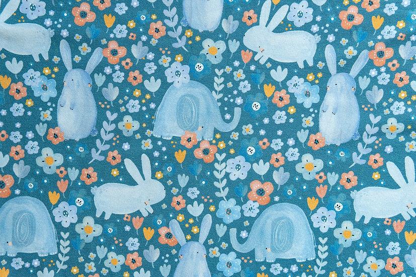 Springtime Animals | Biojersey | 0,5m