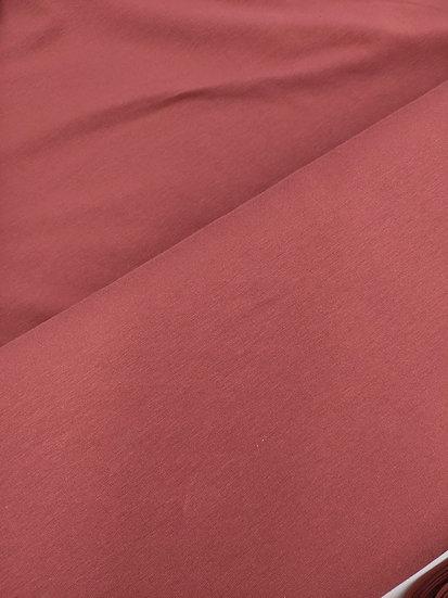 Organic jersey / terra / 0.5m