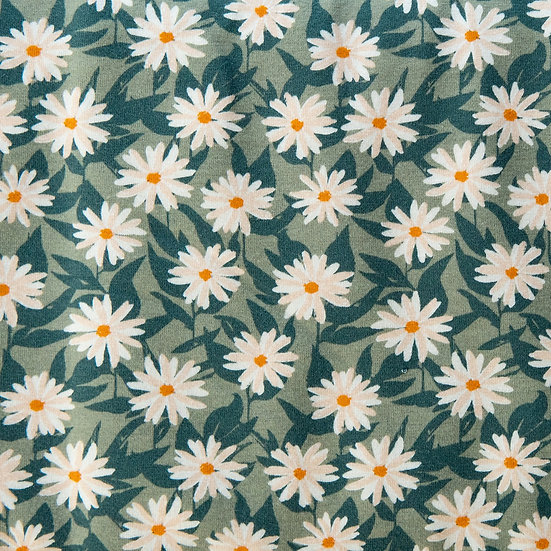 Mildreds' Pressed Flowers | Designerjersey | 0,5m