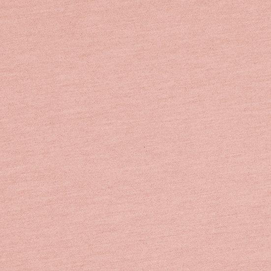 Bündchen | altrose meliert | 0.5m