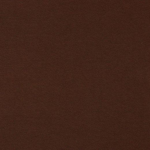 Biojersey | dunkelbraun | 0.5m