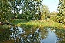 Elton Boat Club Mill Pond River Nene
