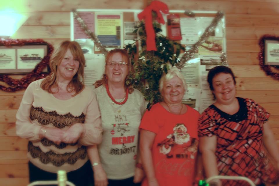 Christmas Lunch 2015 Social Committee Ladies