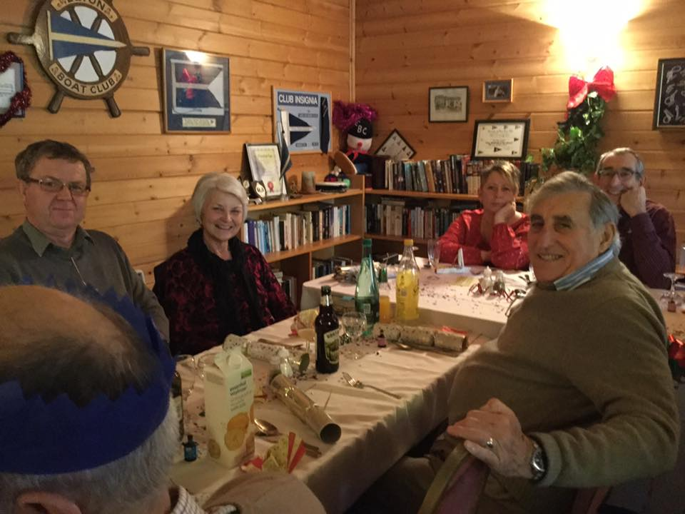 And More Christmas Lunch 2015