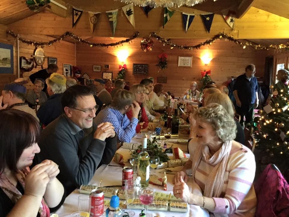More of Christmas Lunch 2015