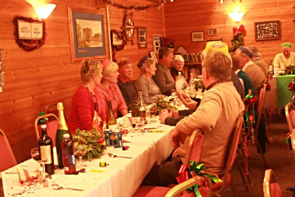 Christmas Lunch 2015 1
