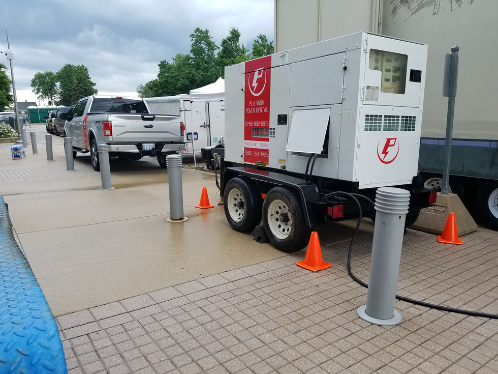 Generator Install & Services Provided