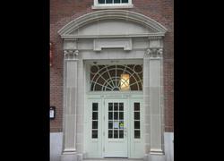 Entry in Boston