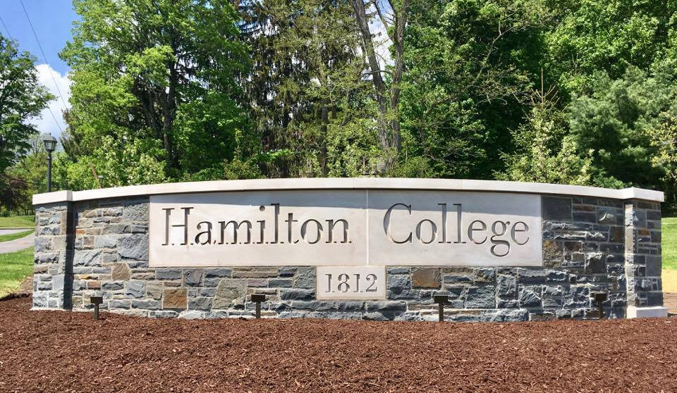 Hamilton College Sign.jpg