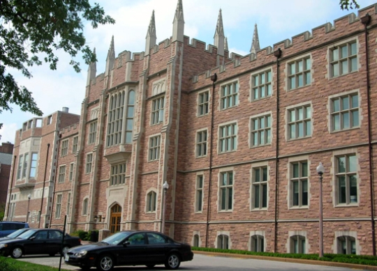Washington Univ. Brown Hall