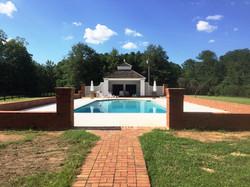 Residential Pool Coping