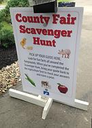 Scavenger Hunt sign.png