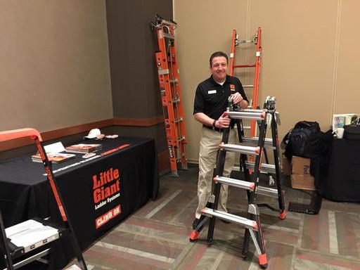 Doug and Ladder black and orange.jpg