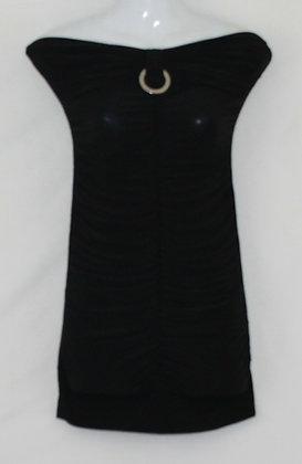 12. Sleeveless xs Lil Black Mini Dress