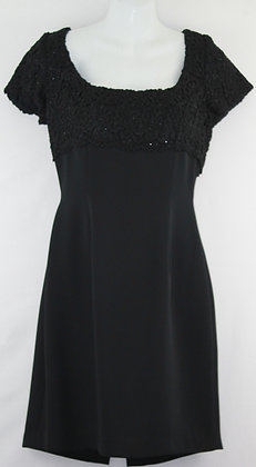 69. Eloquent Black Cocktail Dress