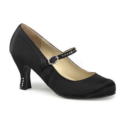 """Funtasma 3"""" Heel round toe Maryjane's"""