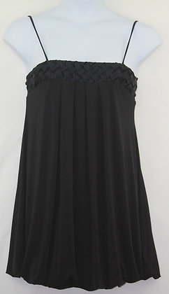 53. Black Thin Strap Mini