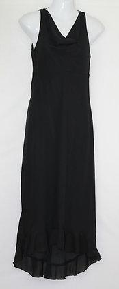 25 black beauty hung & tie around neck small dress