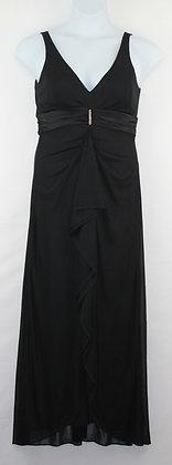 60. Elegant  Black Evening Gown