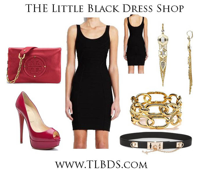 Find the Perfect Little Black Dress .. #LBD