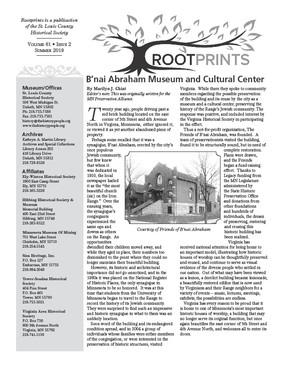 Rootprints - Summer 2019