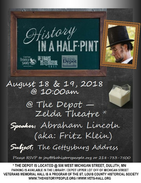 History in a Half-Pint