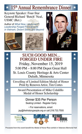15th Annual Remembrance Dinner