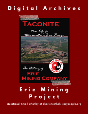 Erie Mining History Project Digital Archive