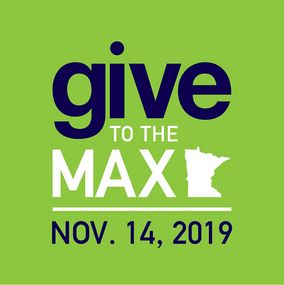 November 1-14, 2019: Give to the Max Day Fundraiser