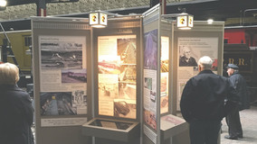 Depot Viewing Extended for Erie Mining Company Traveling Exhibit through April 13, 2018
