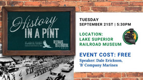 History in a Pint on September 21, 2021