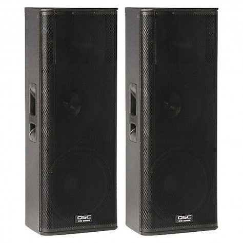 QSC KW153 PAIR $210/DAY