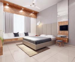 Mr. Nimosh Patel Residence