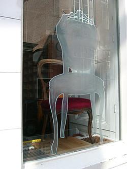 raam 2 stoel
