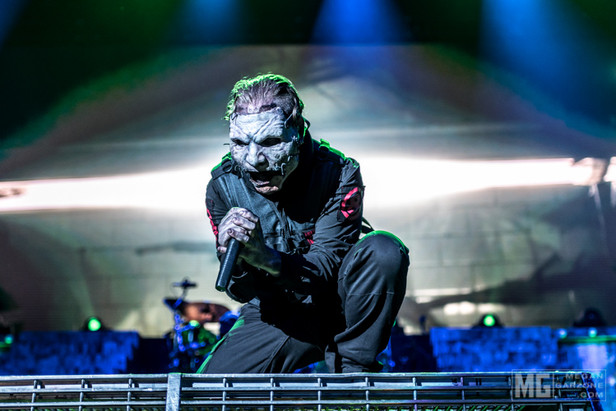 Review: Slipknot and Marilyn Manson at the Perfect Vodka Amphitheater