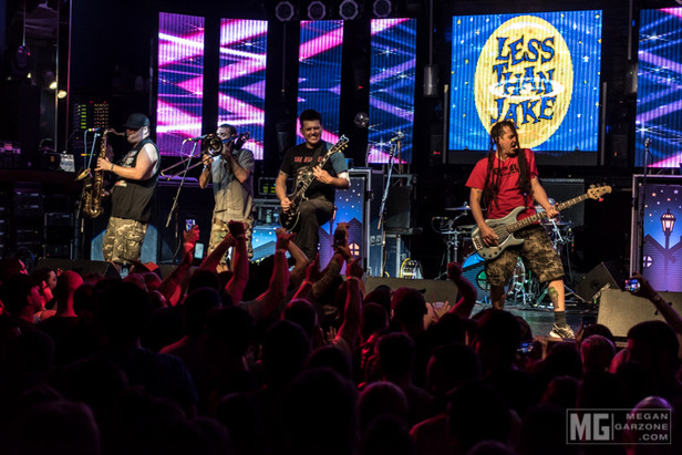 Review: Less Than Jake at Culture Room