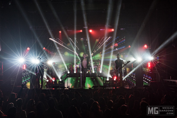 Review: Marianas Trench at Revolution Live