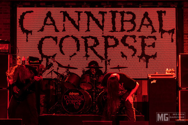 Review: Cannibal Corpse at Revolution Live