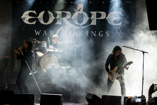 Review: Europe at Revolution Live