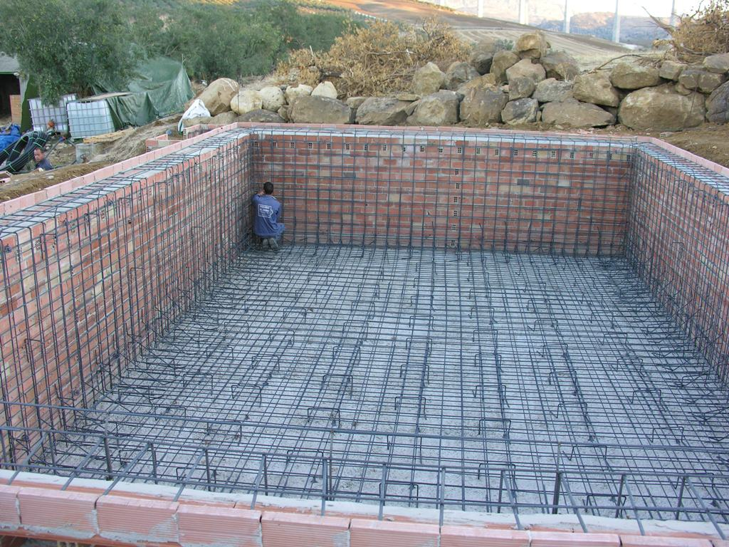 Swimming Pool Construction 1
