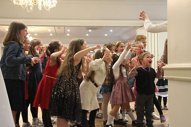 Dance Parties in Sleaford & Lincoln